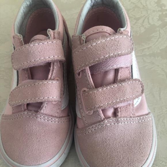 Vans toddler girls shoe